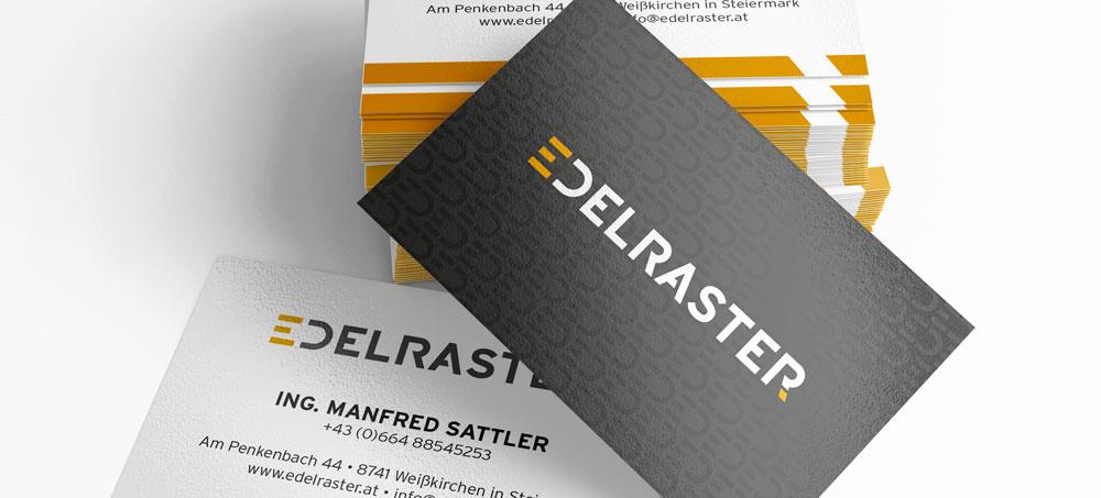 Logo Edelraster