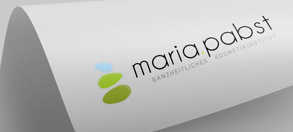Logo Maria Pabst Kosmetikinstitut